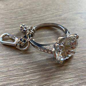 Diamond Ring 💍 keychain ✨